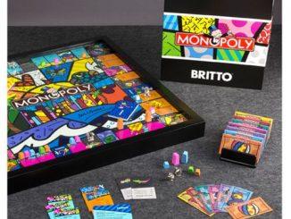 Monopoly Miami Edition by Romero Britto
