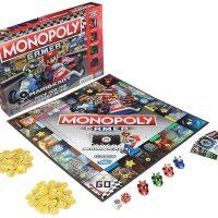 Monopoly Nintendo Gamer Mario Kart