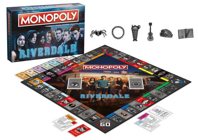 Monopoly Riverdale Board Game