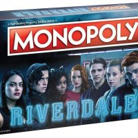 Monopoly Riverdale Board Game Box