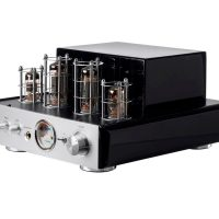 Monoprice 25 Watt Stereo Hybrid Tube Amplifier with Bluetooth