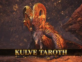 Monster Hunter World Kulve Taroth Siege Trailer