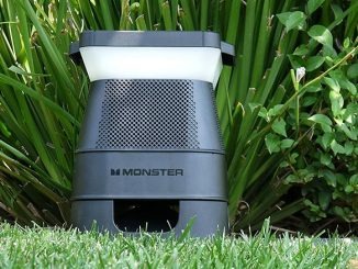 Monster Solara Solar Bluetooth Speaker