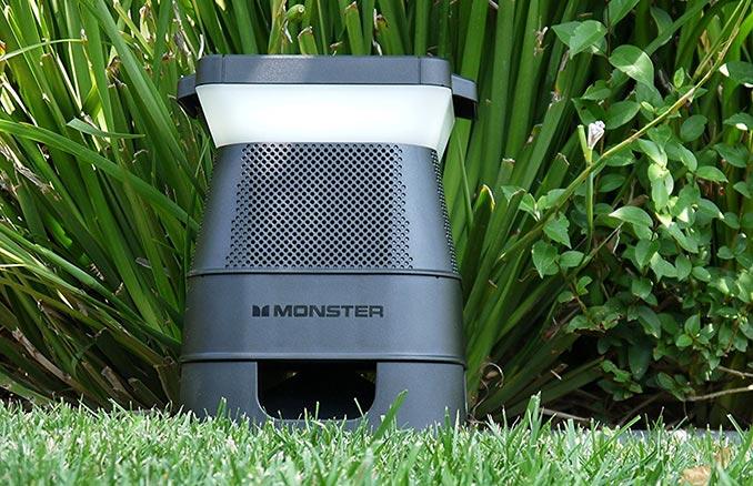 Monster Solara Solar Bluetooth Speaker