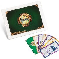 Monsterology iPad Nuko Card Game