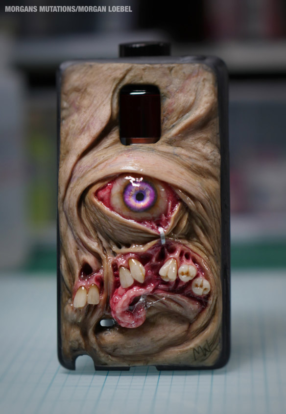 Monstrous Galaxy Note Edge Smartphone Case