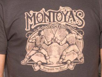 Montoya's School of Fencing Premium T-Shirt