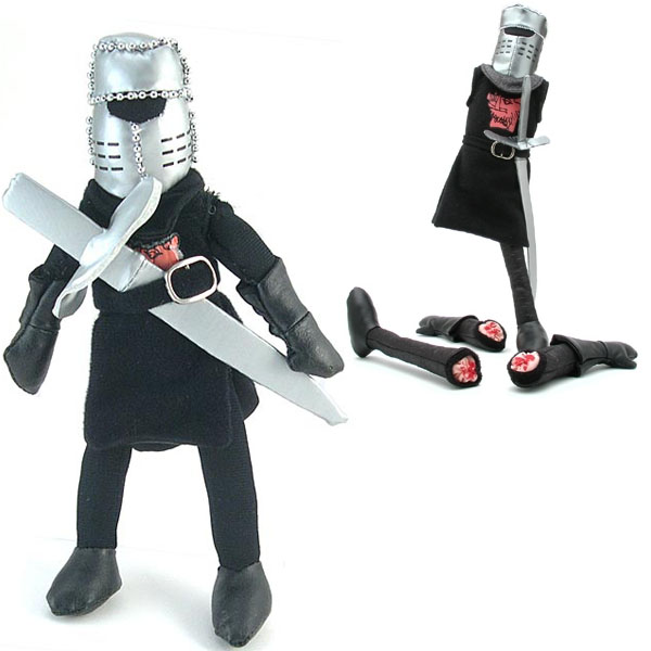 Monty Python Black Knight Plush