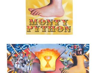 Monty Python Wallet with Sound