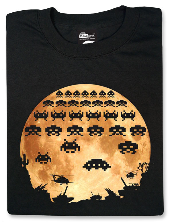 Moon Invasion T-Shirt