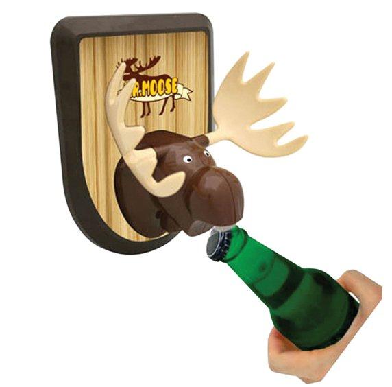 Moose Head Bottle Opener