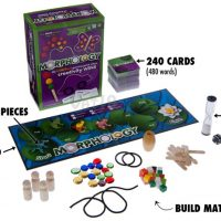 Morphology Board Game