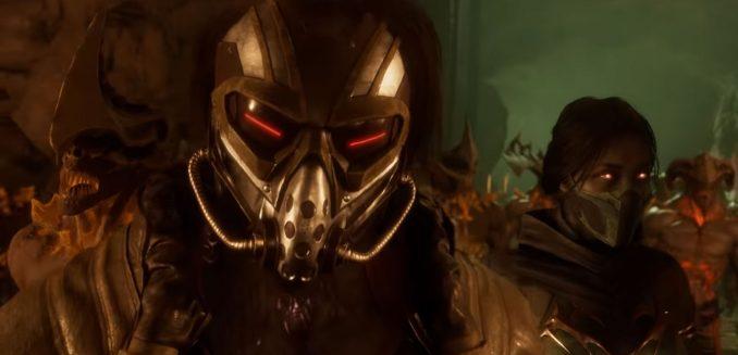 Mortal Kombat 11 Official Story Trailer