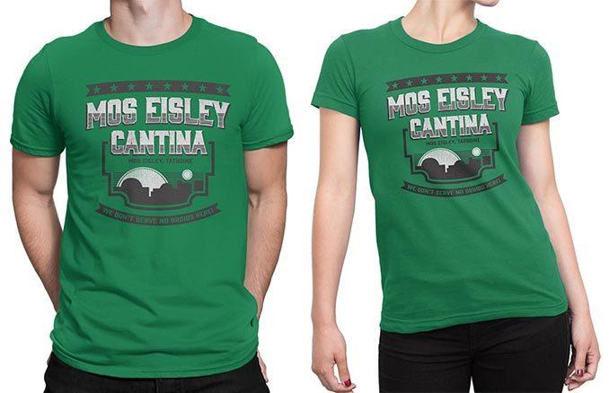 Mos Eisley Cantina T-Shirts
