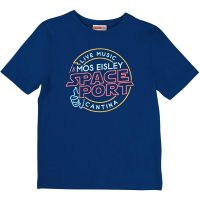 Mos Eisley Space Port Kids T-Shirt