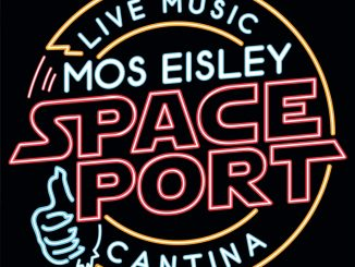 Mos Eisley Space Port Shirt