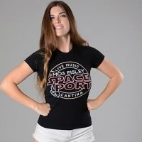 Mos Eisley Space Port Women's Tee
