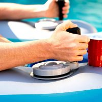 Motorized Pool Lounger Controls