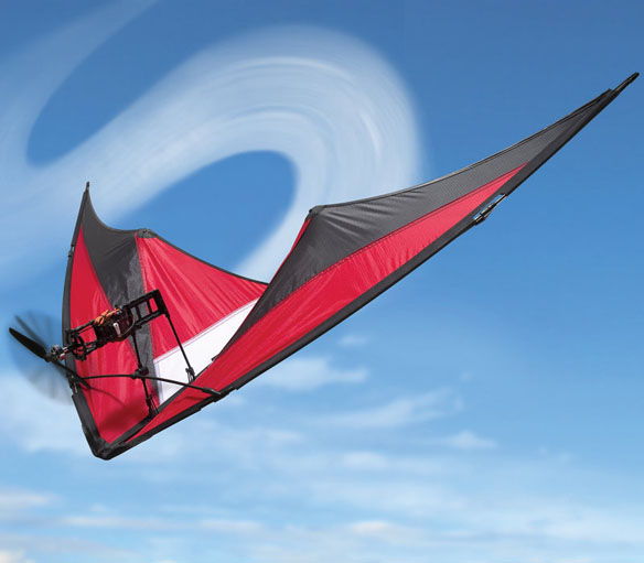 Motorized RC Kite