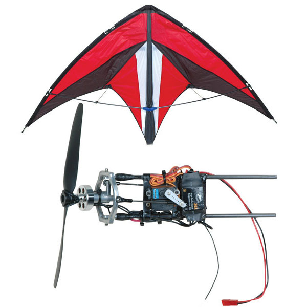 Motorized Stunt Kite