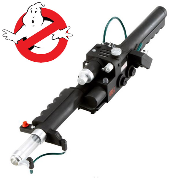 Movie Masters Epic Creations Ghostbusters Neutrino Wand