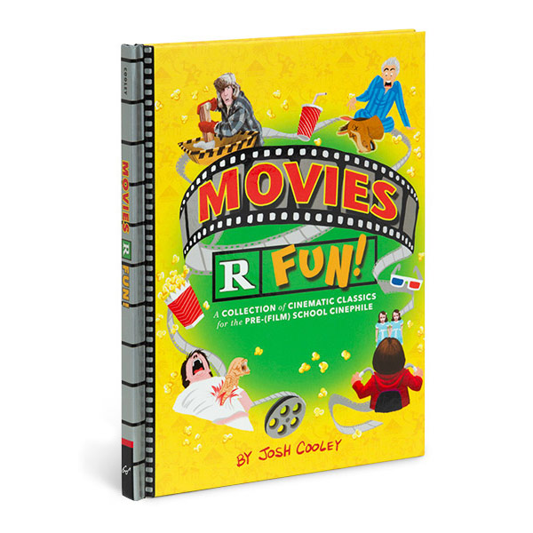 Movies R Fun Book