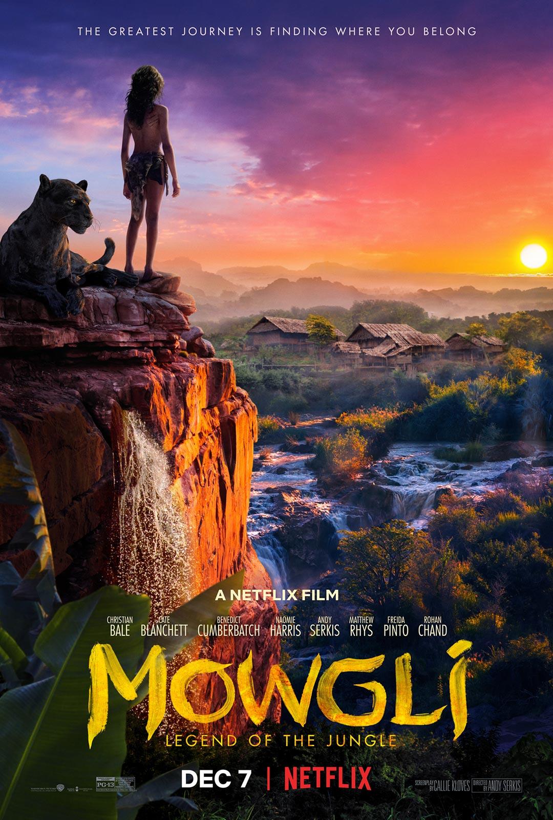 Mowgli: Legend of the ...