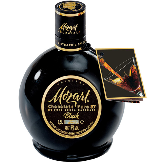 Mozart Black Chocolate Liquor