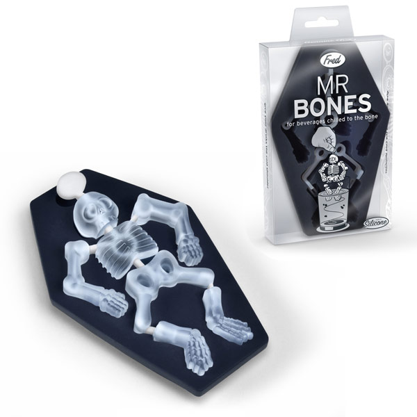 Mr Bones Skeleton Ice Tray
