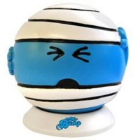 Mr Bump Off The Wall Alarm Clock