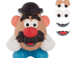 Mr. Potato Head Ceramic Cookie Jar