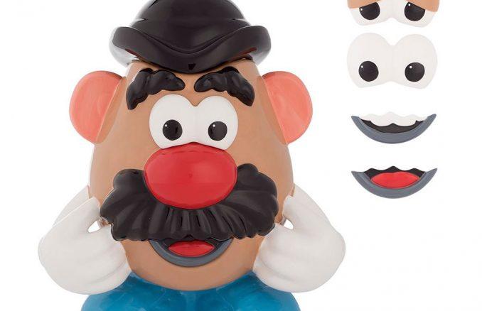 Mr. Potato Head Ceramic Cookie Jar
