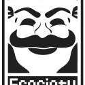 Mr Robot F Society Vinyl Car Sticker 1