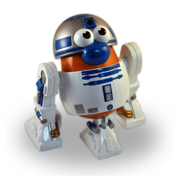 Mr. Potato Head Star Wars R2-D2 Action Figure