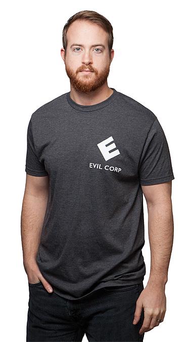 Mr. Robot Evil Corp Tee