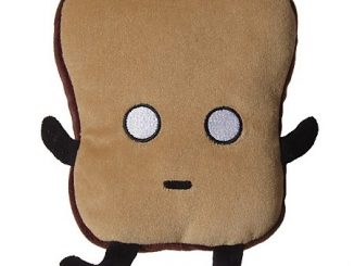 Mr. Toast Plush Toy
