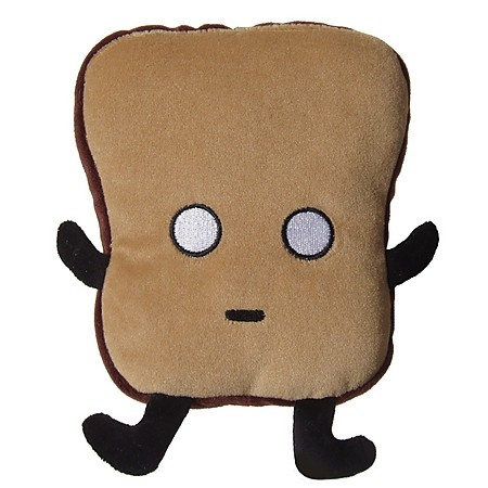 Mr. Toast Plush Toy