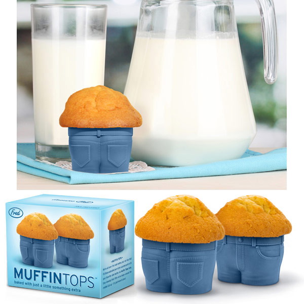 Muffin Top Muffin Cups : Muffin tops cupcake molds