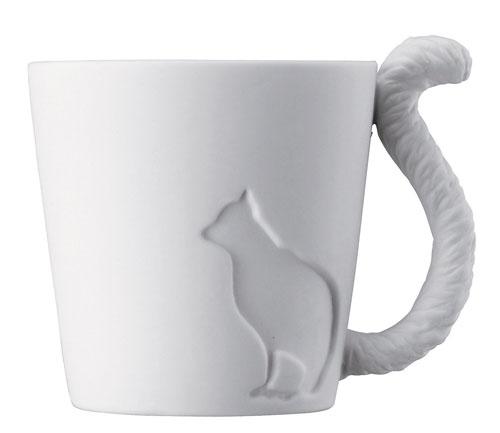 Mugtail Cat Mug