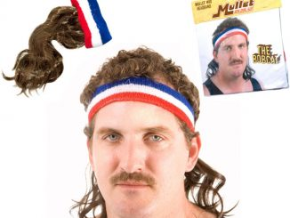 Mullet on the Go - Mullet Headband