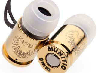 Munitio Nine Millimeter Earphones