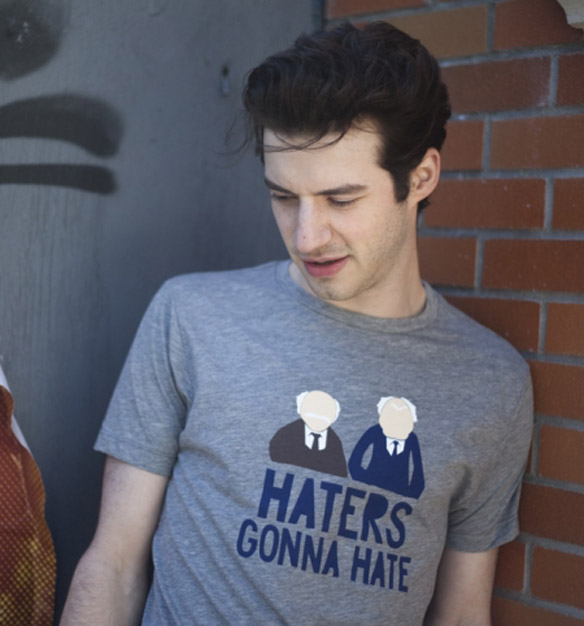 Muppets Haters Gonna Hate Shirt