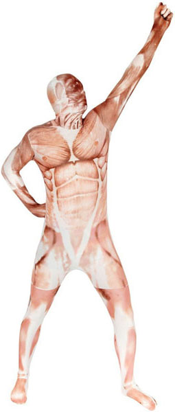 Muscle Morphsuit