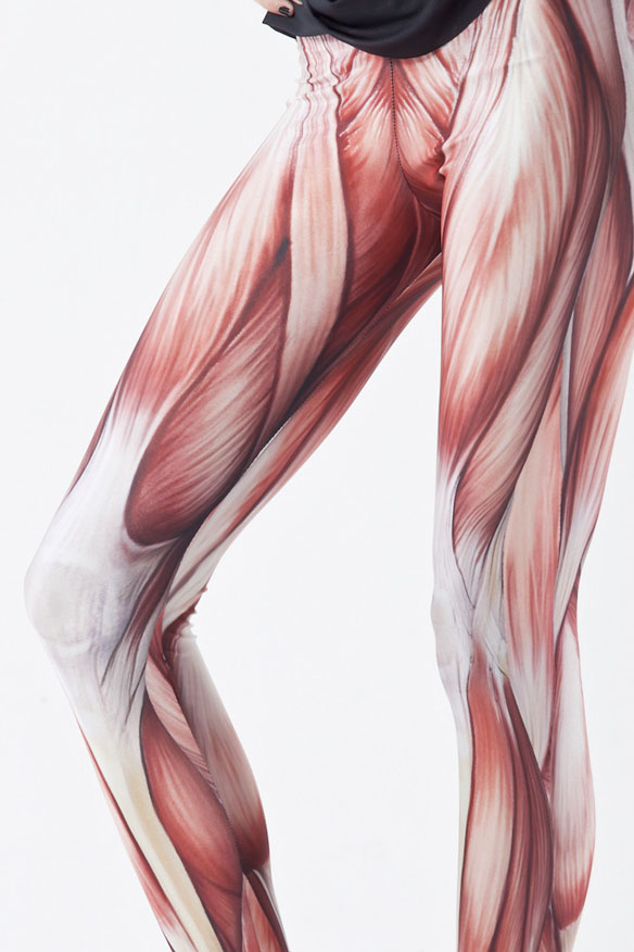 Muscles Leggings Pants
