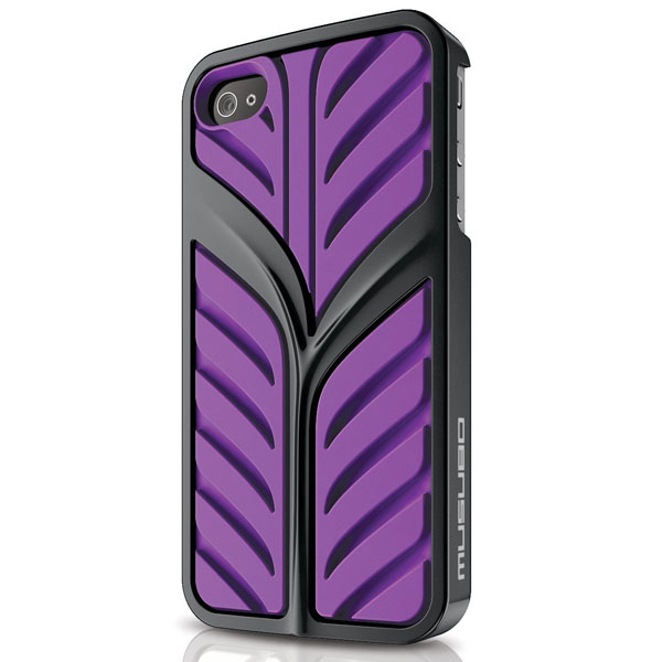 Musubo Eden Case for iPhone 4 & 4S