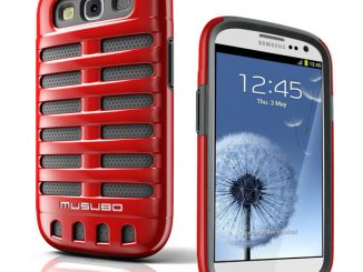 Musubo Retro Case for Galaxy S3