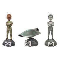 My Favorite Martian Shakems Premium Motion Statue Collection