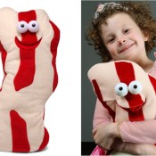 My First Bacon - Talking Plush