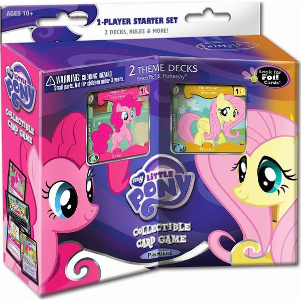 My Little Pony 2 Player Starter Decks
