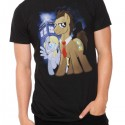 My Little Pony Dr Whooves Cover TShirt